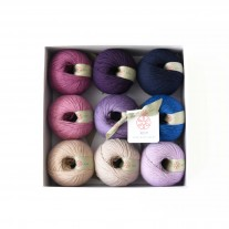 KPC yarn set - Mayfield (Glencoul)