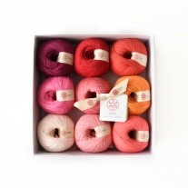 KPC yarn set - Old Fashioned (Gossyp)